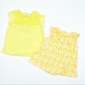 Carter's Spring Baby 12 Months Clothes